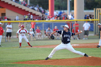 Brazoswood vs Memorial baseball playoffs (06-03-11)
