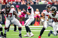 NFL 2019: Falcons vs Texans OCT 06
