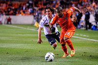Soccer 2013 - The Houston Dynamo defeat Santos Laguna 1-0