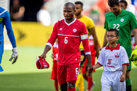 Soccer 2015: Canada vs Jamaica JUL 11