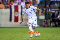 Soccer 2015: Costa Rica vs El Salvador JUL 11