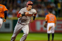 MLB 2015: Diamondbacks vs Astros JUL 31