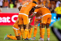 MLS 2015 - Houston Dynamo vs Vancouver Whitecaps FC
