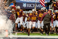 NCAA football 2013 - Texas Bowl: Minnesota vs Syracuse