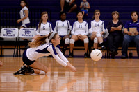 Angleton vs Foster volleyball (09-14-12)