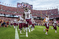 NCAA Football 2015: Mississippi State vs Texas A&M OCT 03