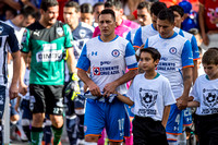 Soccer 2016: Cruz Azul vs Monterrey JUL 03