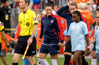 NWSL Soccer 2016: Washington Spirit vs Houston Dash AUG 18