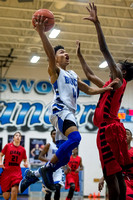 Brazoswood vs Clear Brook basketball (02-13-15)