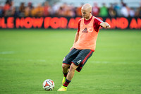 MLS 2014 - Houston Dynamo vs Toronto FC