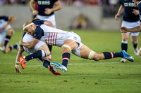 USA vs Scotland rugby (06-07-14)