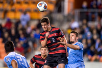 NCAA Men's Soccer Final Four 2016: North Carolina vs Stanford DEC 9