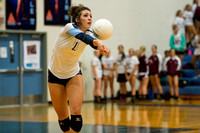 Brazoswood vs Clear Creek volleyball (10-01-13)