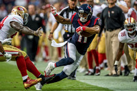 Houston Texans vs San Francisco 49ers preseason (08-28-14)