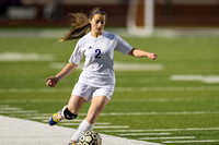 Soccer 2013 – the Angleton Ladycats defeat the El Campo Lady Birds 8-1.