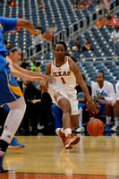 NCAA Basketball 2012 - UCLA beats Texas 62-42.