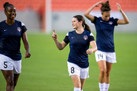 NWSL 2014 - Houston Dash vs Washington Spirit