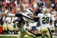 Houston Texans vs New Orleans Saints preseason (08-25-13)