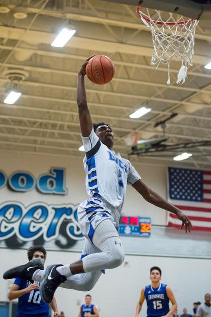 High School Basketball Games Trask Smith Photograph...