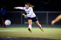 Soccer 2013 – the Brazoswood Lady Bucs defeat the Pearland Dawson Lady Eagles 5-0.
