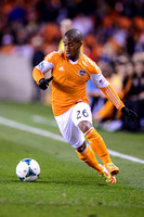 MLS 2013 - The Houston Dynamo defeat DC United 2-0