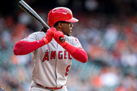 MLB 2017: Angels vs Astros JUN 09