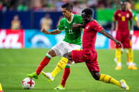 Soccer 2017: Ghana vs Mexico JUN 28