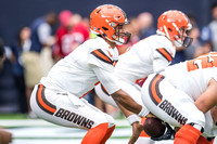 NFL 2017: Browns vs Texans OCT 15