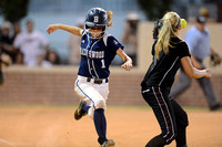 Brazoswood vs Pearland softball playoffs (05-12-12)