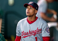MLB 2017: Nationals vs Astros AUG 23