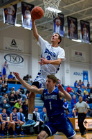Brazoswood vs Friendswood basketball (01-30-15)