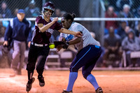 Sweeny vs Columbia softball (03-12-13)