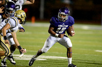 Angleton Wildcats vs. Nederland Bulldogs football game 09-14-12