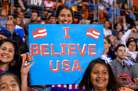 Soccer 2016: Trinidad & Tobago vs USA FEB 19
