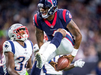 Houston Texans vs New England Patriots preseason (08-19-17)
